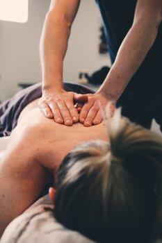 Presentkort - Svensk klassisk massage 50 min