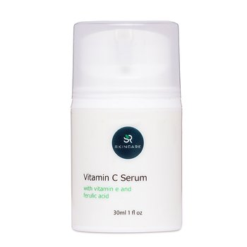 SR-Skincare 10% Vitamin C Seum, 30 ml (skadad etikett)