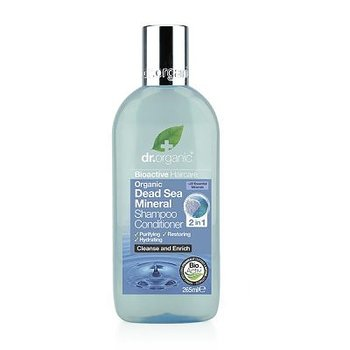 Dr Organic Dead sea shampo Conditioner, 265 ml