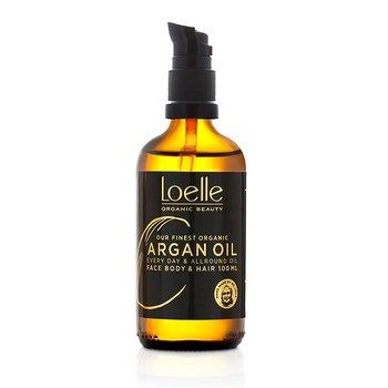Loelle Arganolja kallpressad, 100 ml