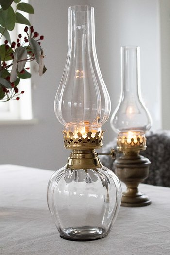 A Lot Decoration Oil Lamp Glass