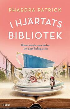 Phaedra Patrick : I hjärtats bibliotek