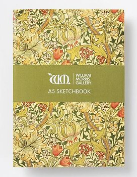 William Morris : Golden Lily Sketchbook A5