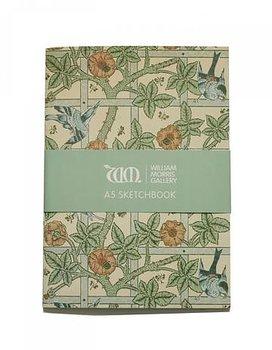 William Morris : Trellis Sketchbook A5