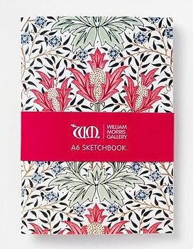 William Morris : Bourne Sketchbook A6