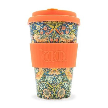 William Morris : Strawberry Thief Ecoffee reusable cup 40 cl