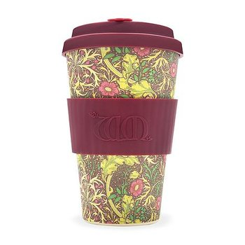 William Morris : Seaweed Ecoffee reusable cup 40 cl