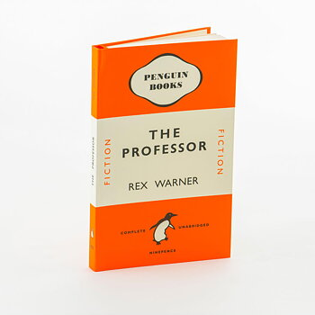 Penguin The Professor : Skrivbok A5