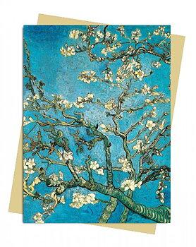 Vincent van Gogh : Almond Blossom  (1890) - Kort med kuvert