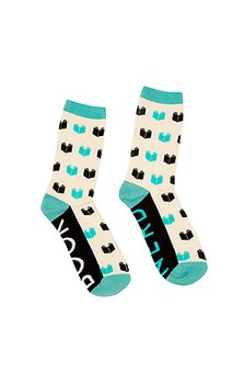 Book Nerd socks : Strumpor storlek Large
