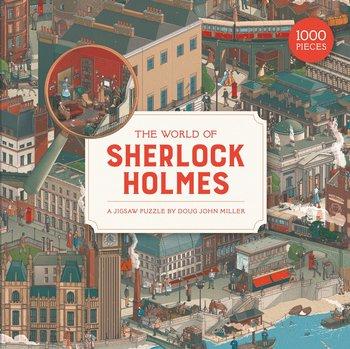 Sherlock Holmes : The world of Sherlock Holmes - Pussel 1000 bitar