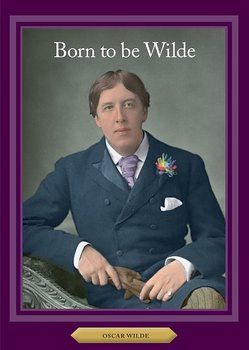 History notes : Oscar Wilde - Kort med kuvert