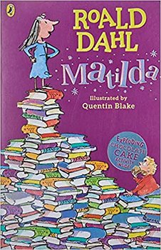 Roald Dahl : Matilda