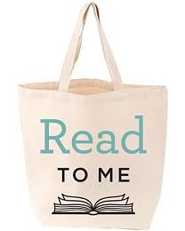 Little Lit : Read to me Tote bag