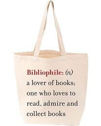 Love Lit : Bibliophile Tote bag