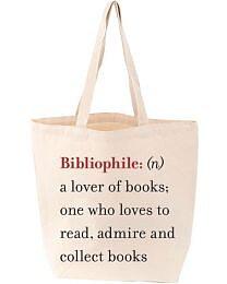 Love Lit : Bibliophile Tote bag