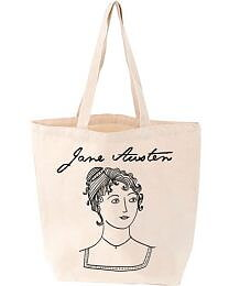 Love Lit : Jane Austen Tote bag