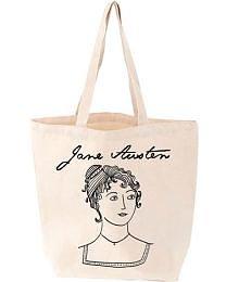 Love Lit : Jane Austen Tote bag