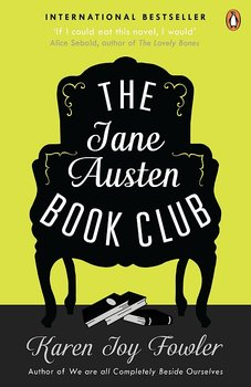 Karen Joy Fowler : The Jane Austen Book Club