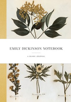 Emily Dickinson :  Notebook  A blank journal