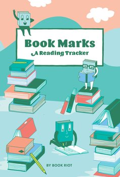 Book Riot : Book Marks - a reading tracker