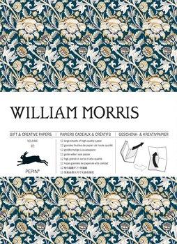 William Morris Gift & Creative Paper Book : Presentpappersbok