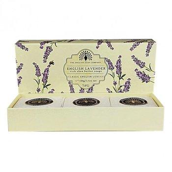 English Lavender : Tvål 3x100 gram i presentförpackning