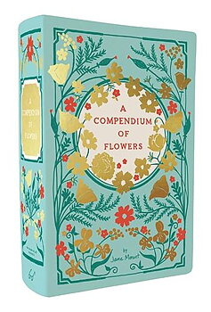 Bibliophile : Vase Compendium on flowers