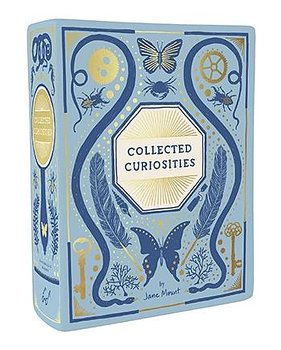 Bibliophile : Vase Collected Curiousities