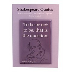 William Shakespeare : Magnet
