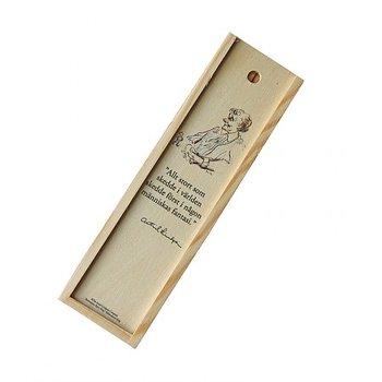 Astrid Lindgren : Pennor i träpennskrin
