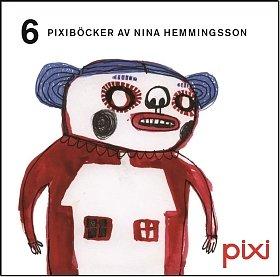 Nina Hemmingsson :  pixibox