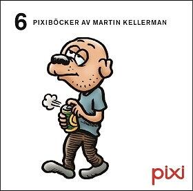 Martin Kellerman Rocky :  pixibox