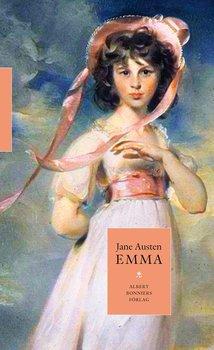 Jane Austen : Mjukbunden med flikar och läsband - Emma