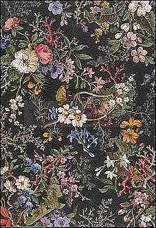 William Kilburn : Textile Design 1790s - Kort med kuvert
