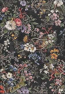 William Kilburn : Textile Design 1790s - Kort med kuvert