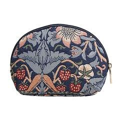William Morris : Strawberry Thief Cosmetic Bag : Necessär