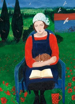 Dee Nickerson : Absorbed - Kort med kuvert