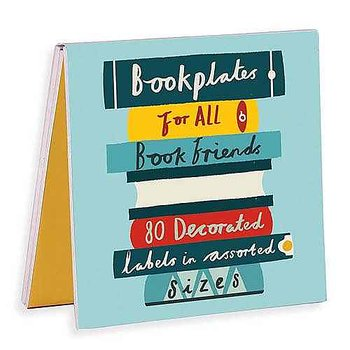 Book Friends : Book of Labels