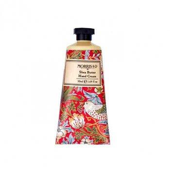 William Morris : Strawberry Thief röd - Handkräm