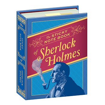 Sherlock Holmes : Sticky Note Book