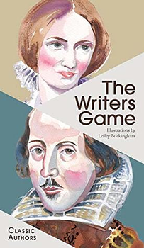 The Writers Game : Classic Authors Kortspel