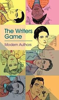 The Writer's Game : Modern Authors Kortspel