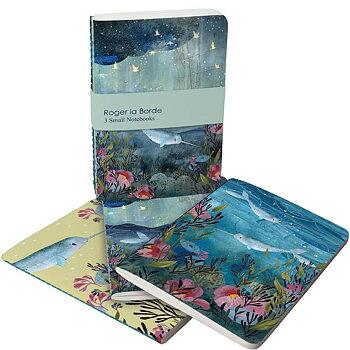 Sea Dreams : Skrivhäften A6 3 pack
