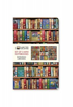 Bodleian Libraries Mini notebook collection : Skrivhäften mini 3 pack