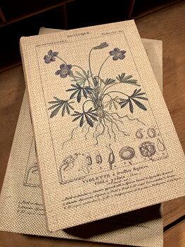 Boklåda : Botanique liten