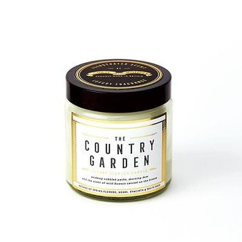 The Country Garden : Luxury scented candle - Doftljus 100 g