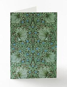 William Morris : Pimpernel Kort med kuvert