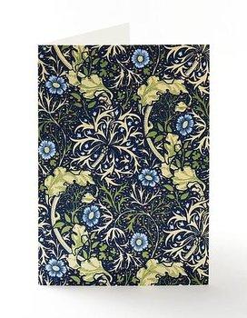 William Morris : Seaweed Kort med kuvert
