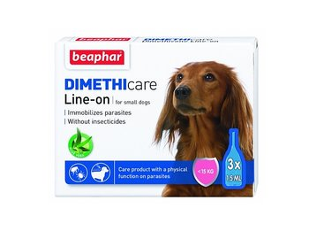 Beaphar Dimethicare Flea & Tick Line On
